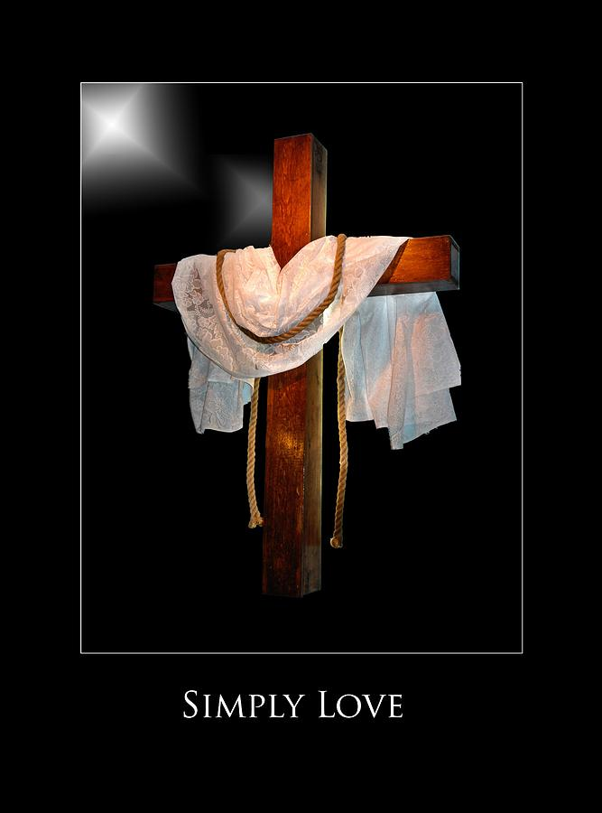 Simply Love Photograph by Richard Gordon
