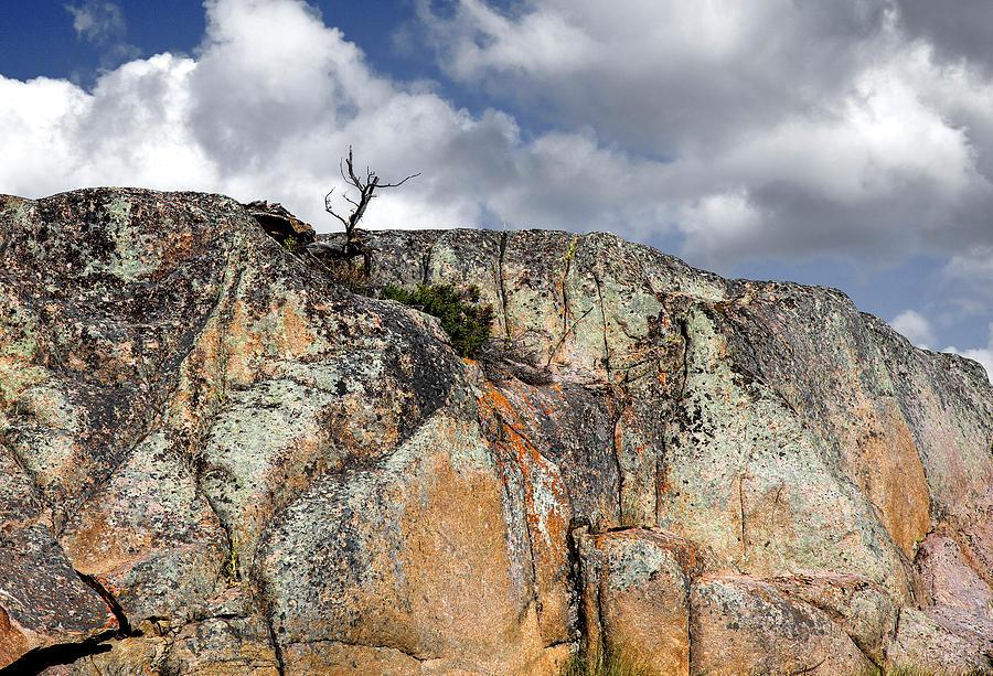 Sky and Rocks 4 by Alex Galkin