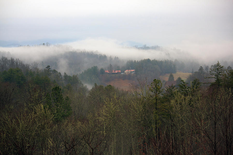 Smoky Mountains by Shirley Roberson