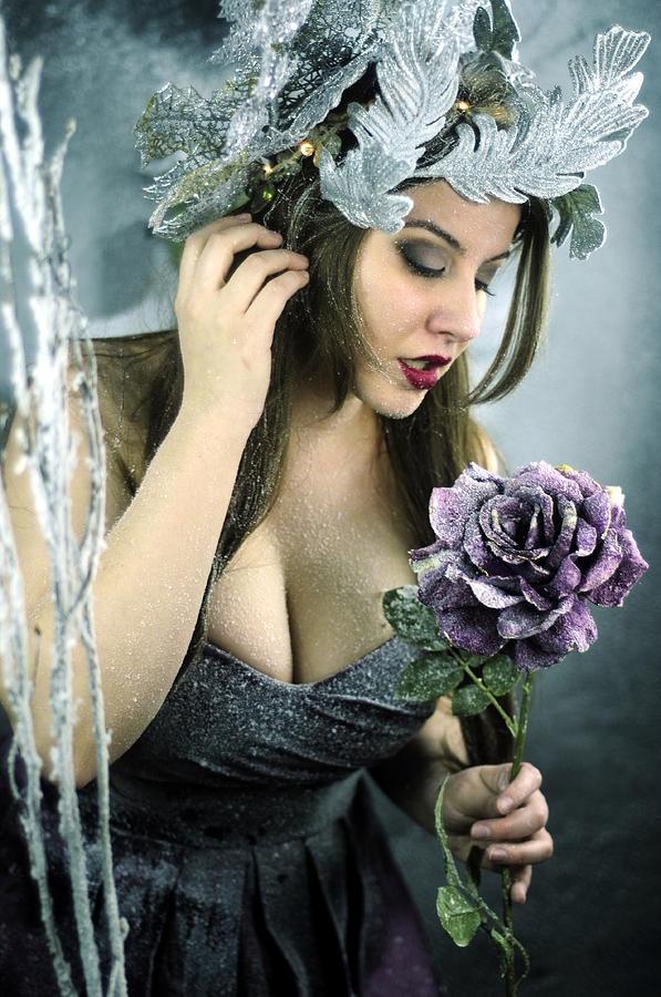 Snow Queen Photograph