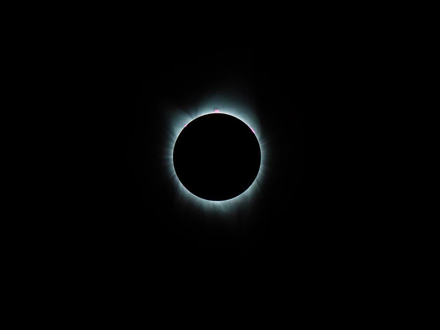 Solar Eclipse 2017 Photograph