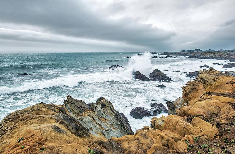 Sonoma Coast by Kent Sorensen