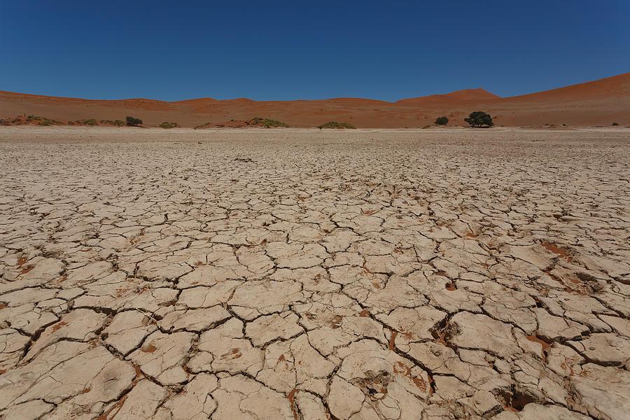 Kalahari Photograph - Sossuvlei  by Davide Guidolin