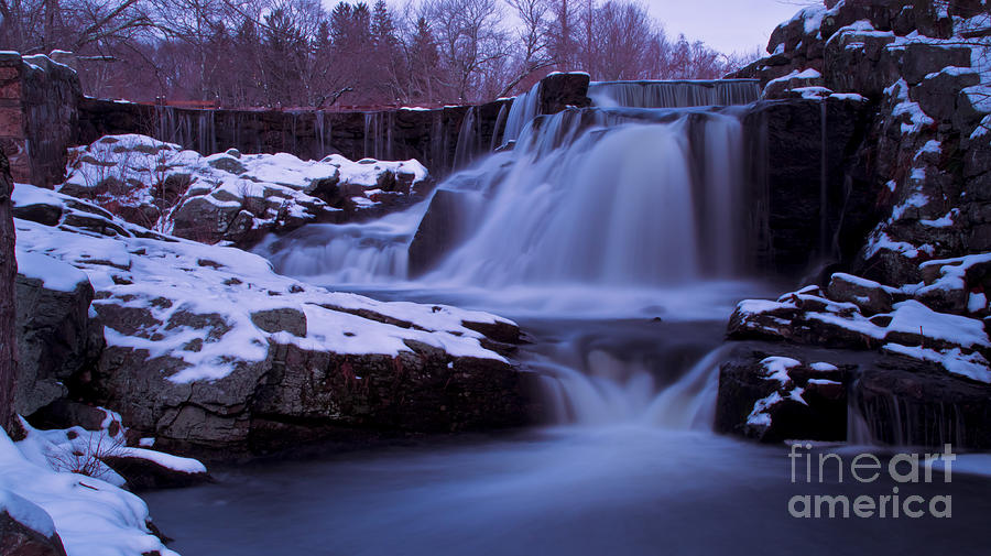 Southford Falls State Park. by New England Photography