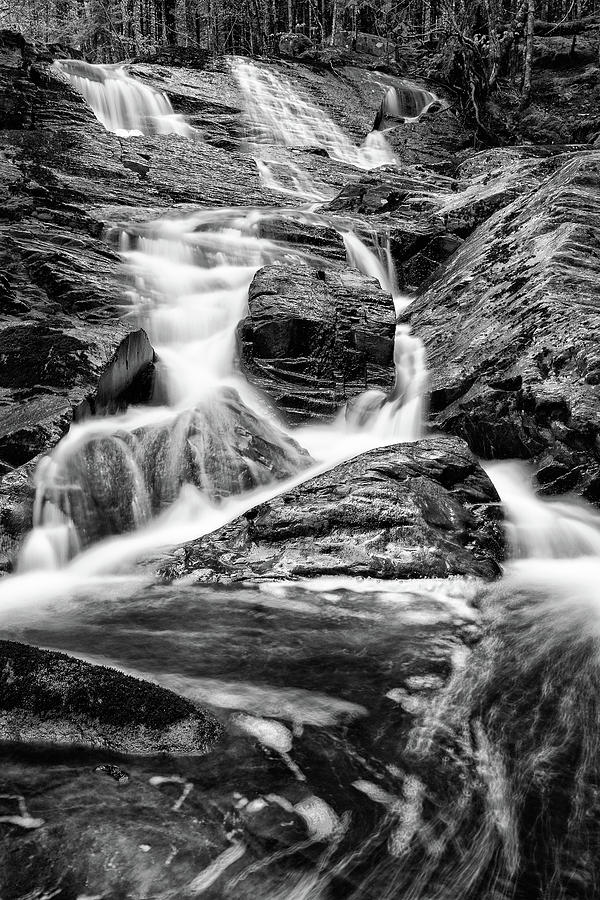 Waterfall Photograph - Spring Cascades #1 by Irwin Barrett