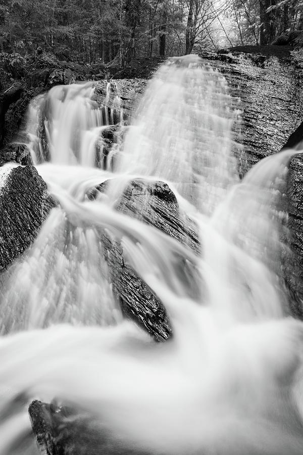 Waterfall Photograph - Spring Cascades #7 by Irwin Barrett