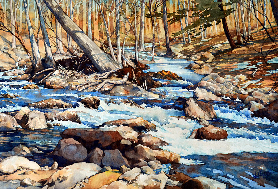 Spring Thaw by Mick Williams