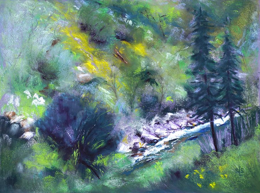 Spring's Arrival by Sandra Lee Scott