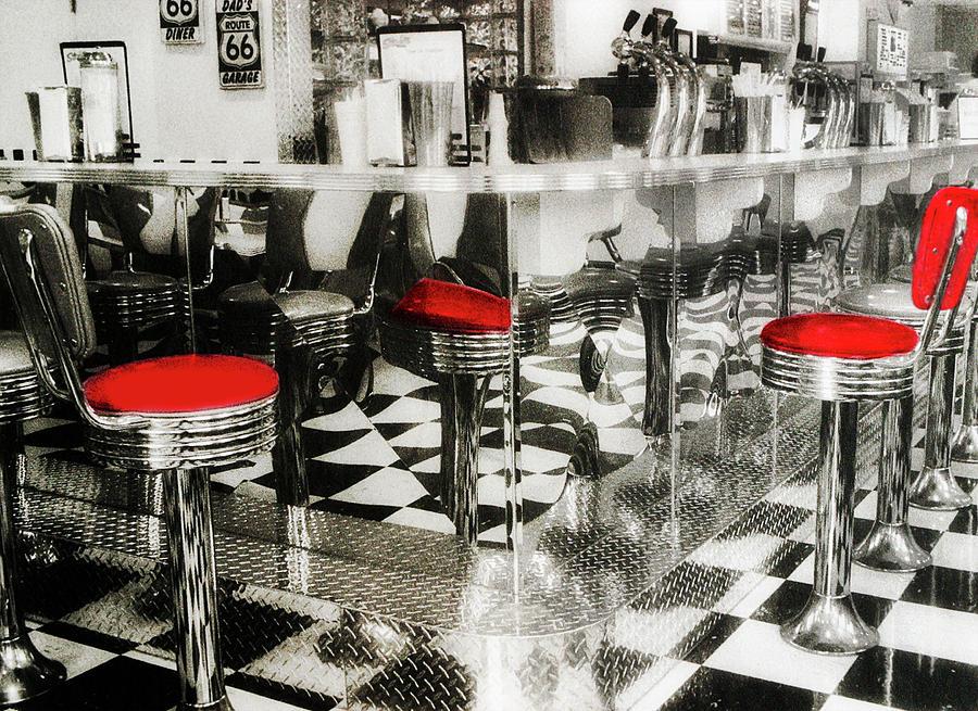 Branson Photograph - Starlite Cafe, Branson, Missouri 1 by Lila Bahl