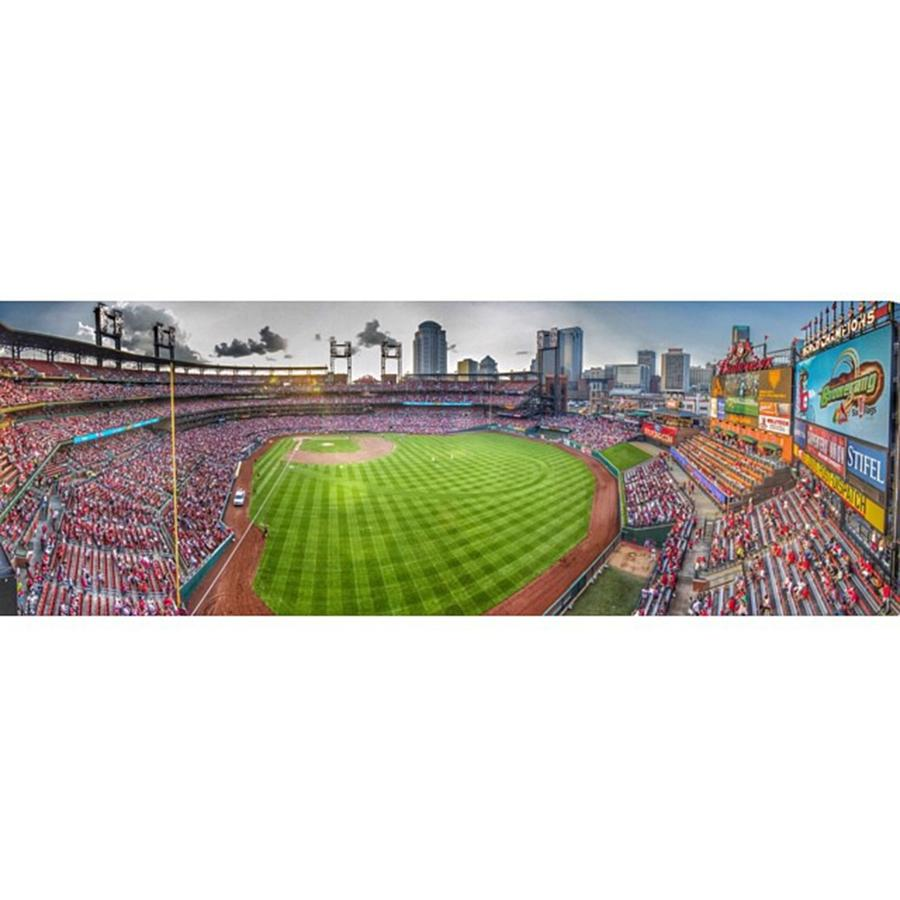 Stlcards Photograph - #stl #stlcards #stlouis by David Haskett II