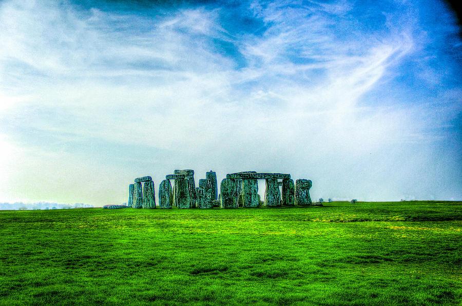 Stonehenge Photograph - Stonehenge by Peggy Berger
