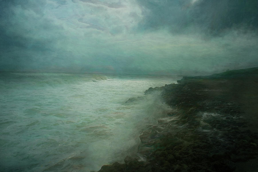 Stormy Weather  by John Kimball