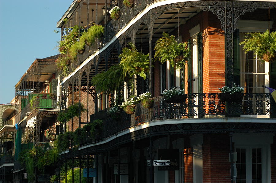 New Orleans Photograph - Streets Of New Orleans by Lori Mellen-Pagliaro