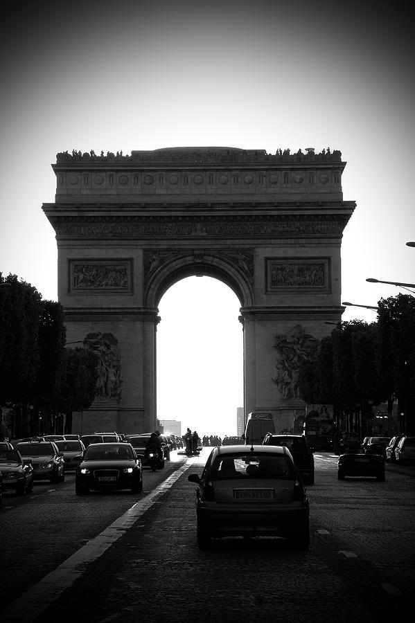 Streets Photograph - Streets Of Paris by Kamil Swiatek