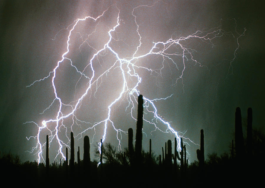 Lightning Photograph - Striking Photography by James BO Insogna