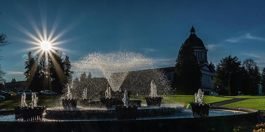 Sun Tivoli and Capitol by Tony Porter Photography