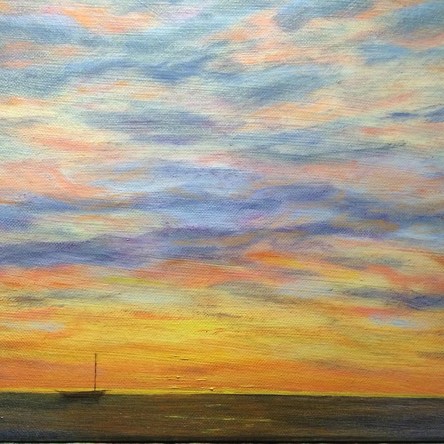 Sunrise in Paradise by Paula Emery