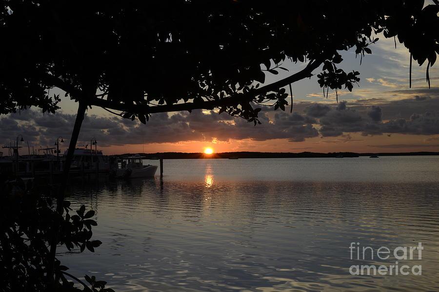 Sunset Photograph - Sunset At Islamorada by Eric Killian