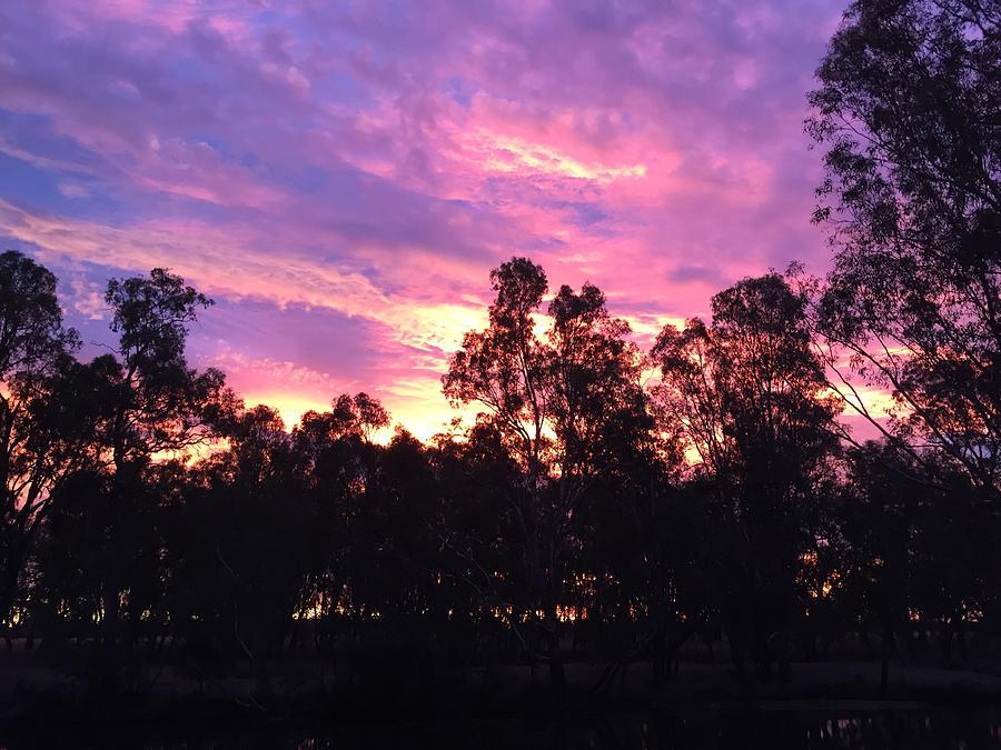 Sunset by Marlene Challis