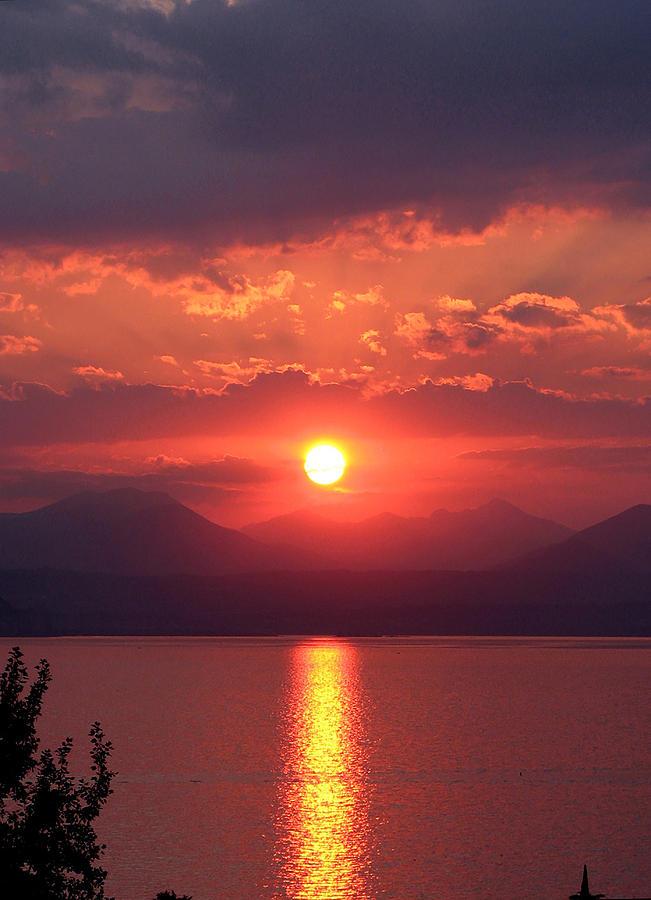 Sunset Portrait by Renata Vincoletto