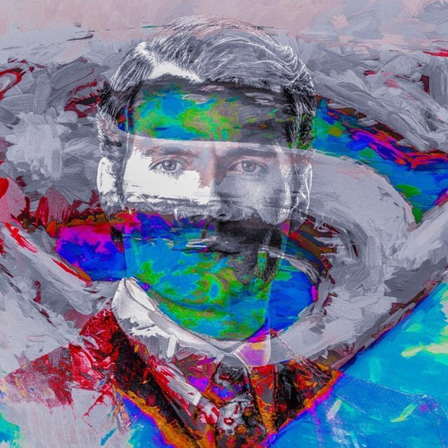 Fineartamerica Photograph - #superman #supermanvsbatman by David Haskett II