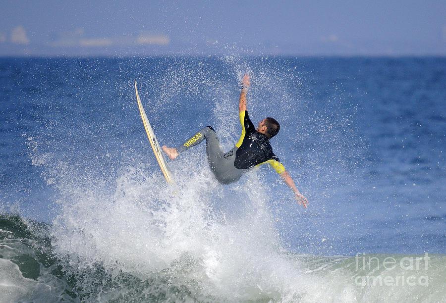 Surfer Photograph - Surfer by Marc Bittan