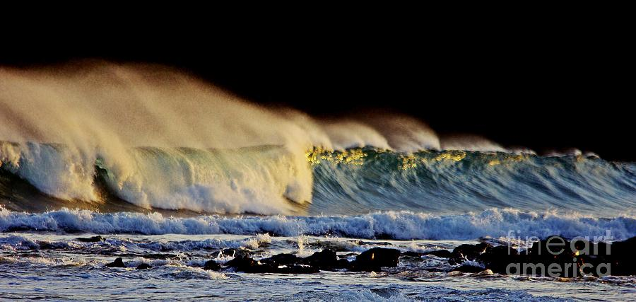 Phillip Island Photograph - Surfing The Island #2 by Blair Stuart