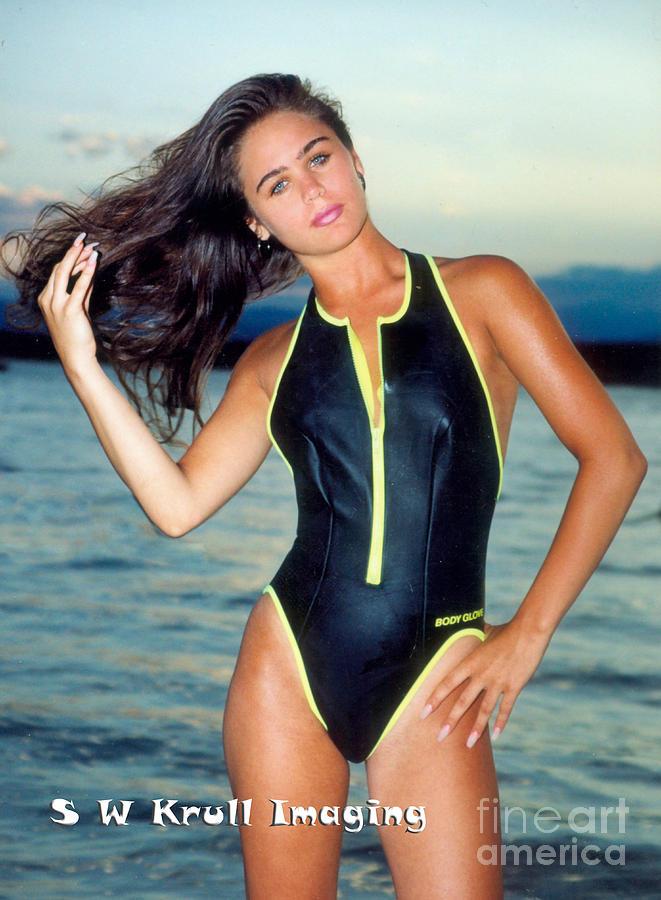 Swimsuit Model Photograph