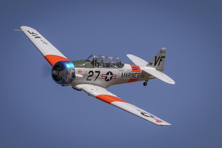T6 Photograph - T6 At Reno Air Races by John King