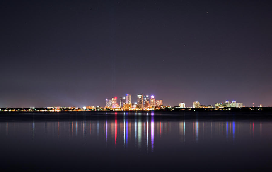 Tampa Photograph - Tampa, FL by Jessica Wakefield