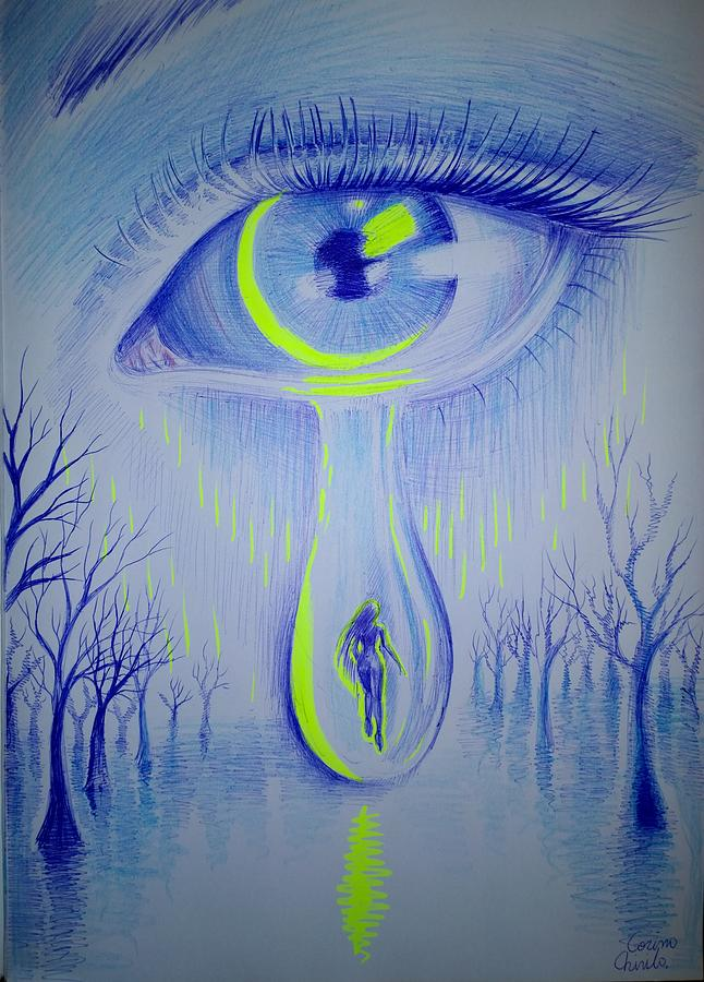 Tears on Earth