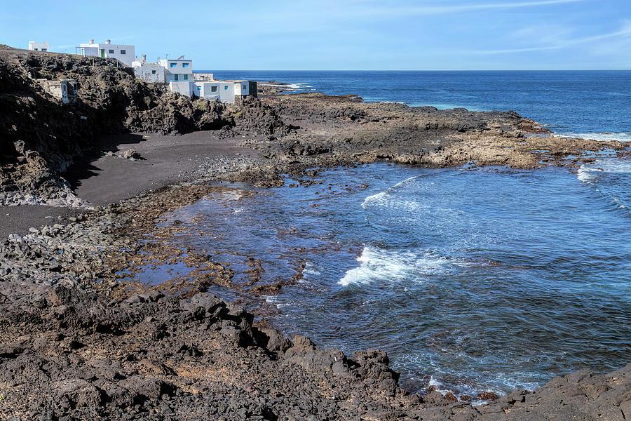 Lanzarote Photograph - Tenesar - Lanzarote by Joana Kruse