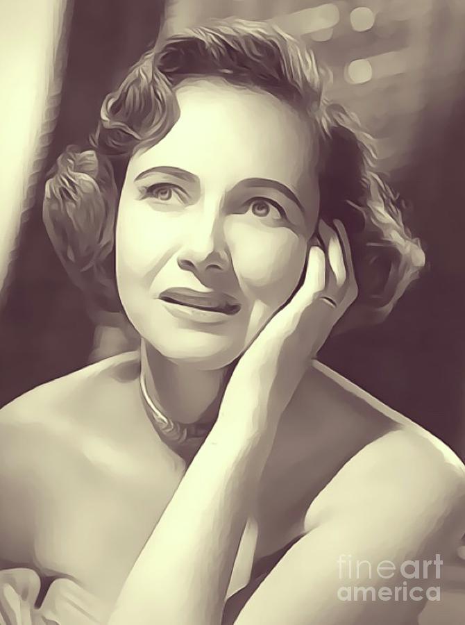 Teresa Wright, Vintage Actress