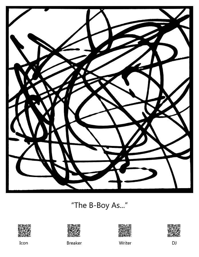 The B-Boy As... by Ismael Cavazos