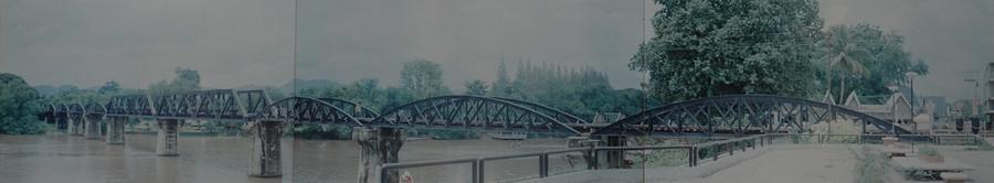 Bridge Photograph - The Bridge On The River Kwai by Rob Hans