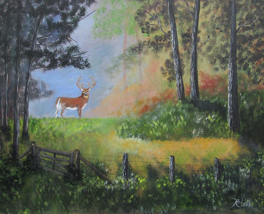 The Buck Stops Here by Robert Clark