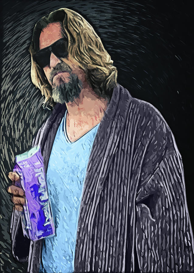 The Dude Digital Art
