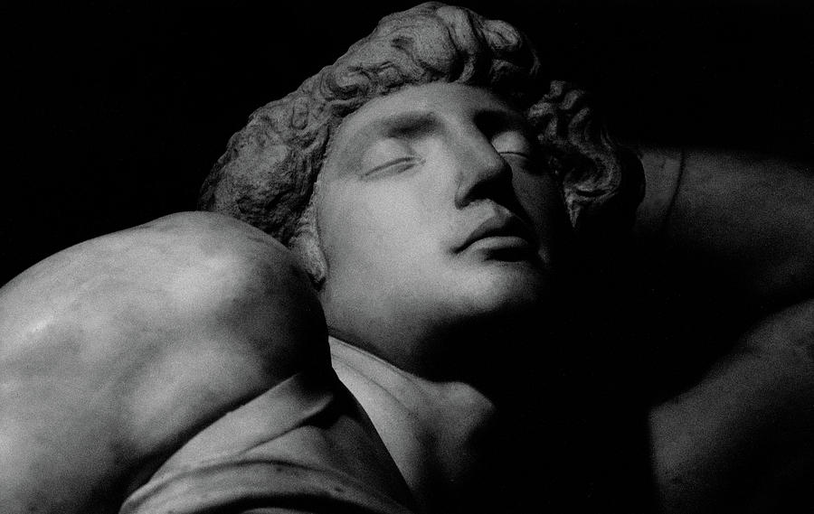 The Dying Slave Photograph - The Dying Slave by Michelangelo Buonarroti