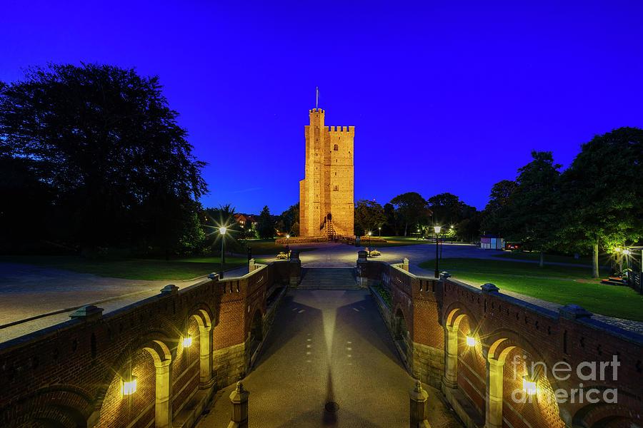 The Famous Tower - Karan Photograph