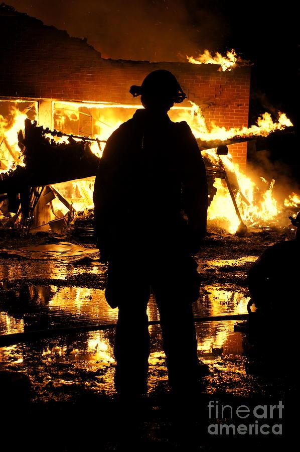 The Fireman by Benanne Stiens