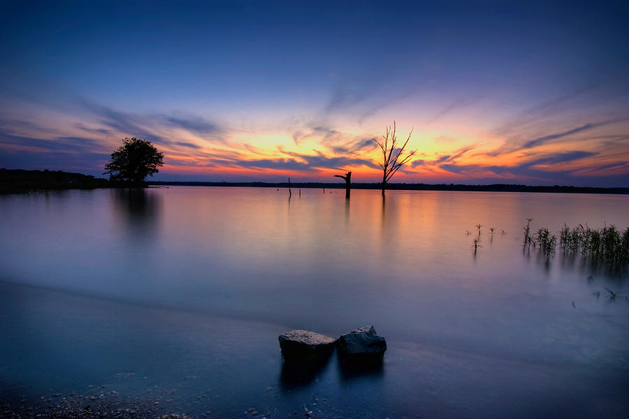 Landscape Photograph - The Lakeside by Ryan Heffron