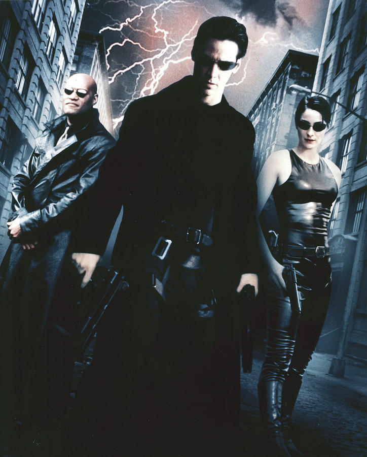 The Matrix 1999 Digital Art By Geek N Rock