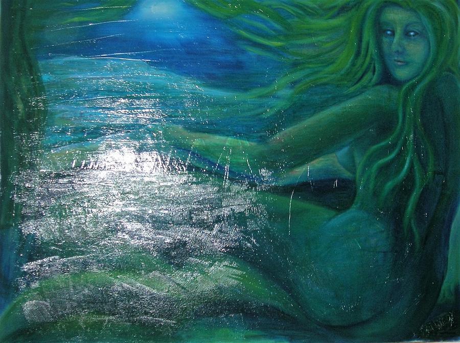 The Mermaid by Kristen R Kennedy