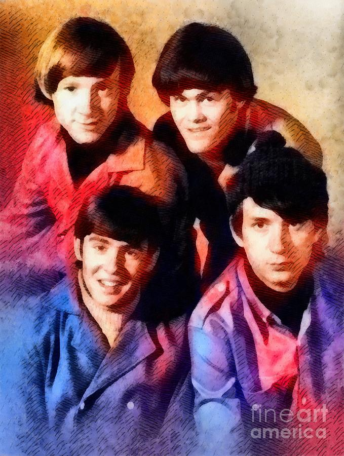 The Monkees Painting