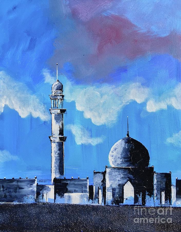 The Mosque by Nizar MacNojia