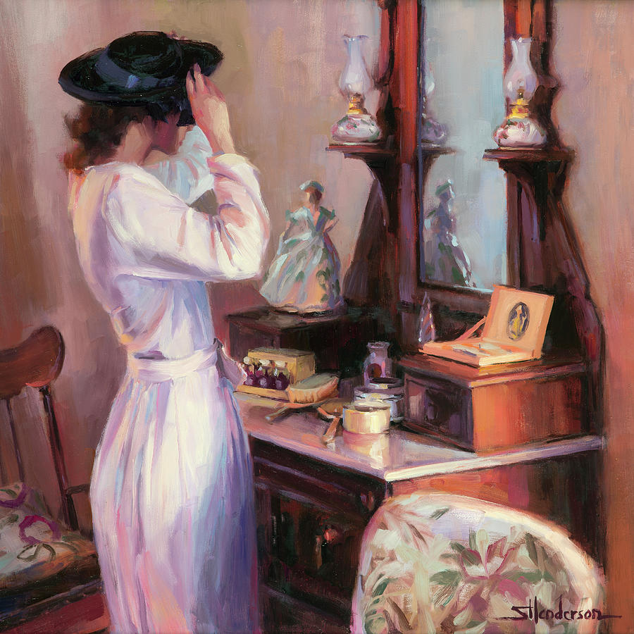 The New Hat by Steve Henderson