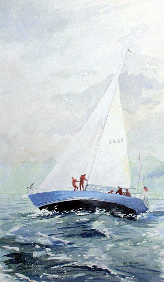 The Race by Ken Marsden