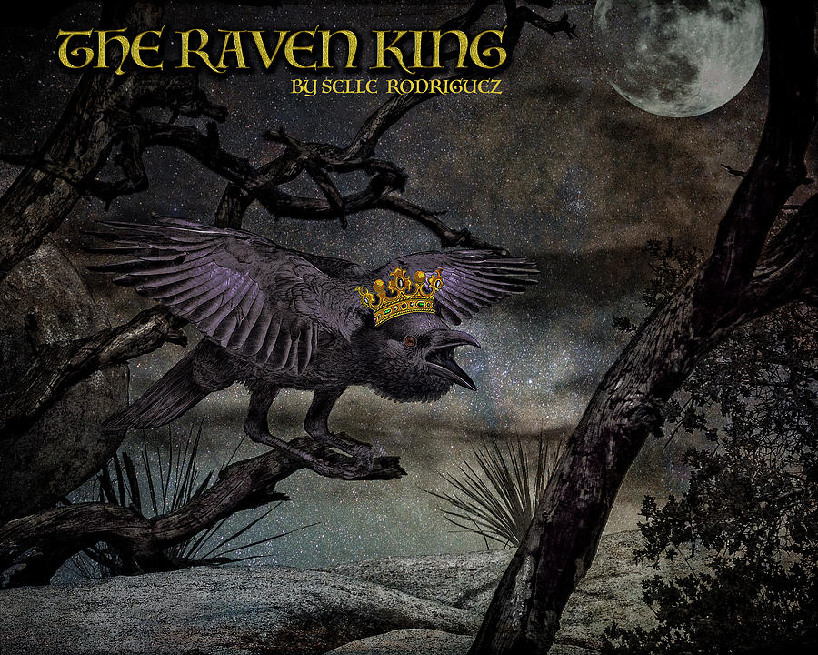 The Raven King by Sandra Selle Rodriguez