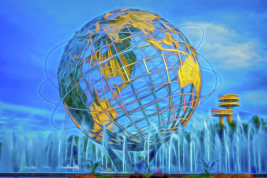The Unisphere by Theodore Jones