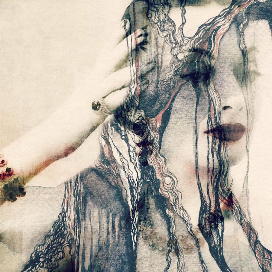 Woman Mixed Media - The Way We Were by Paul Lovering